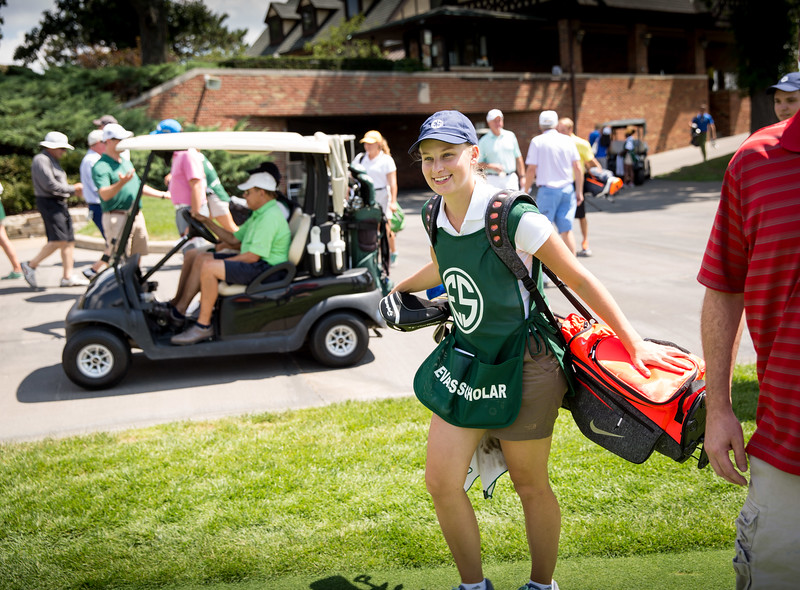 Evans Scholar Invitational at Butterfield CC 0n Monday Aug 1, 2016 WGA/Charles Cherney Photography