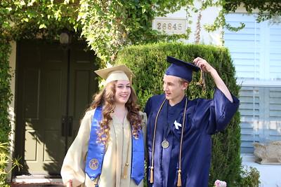 Eva's Graduation