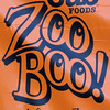 The Zoo Boo sign