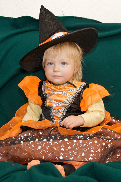 Eve's Halloween Costume