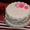 Eve's free birthday cake from Byerly's