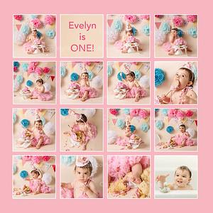 Evelyn Cake Smash