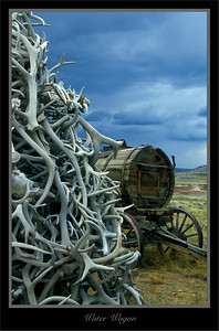 Ghost Towns, Historic & National  Locations*