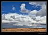 Clouds over Casa Grande, Arizona