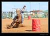 Barrel Racing at Casa Grande Rodeo Grounds