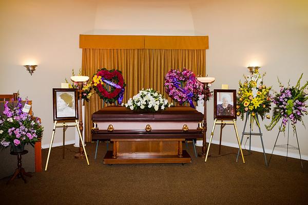 Evelyn Van Horn Funeral