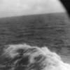 Ship's wake.