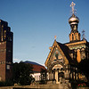 Darmstadt Chapel and Wedding Tower