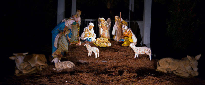 """Bellingrath appears to still understand the """"Reason for the Season."""""""
