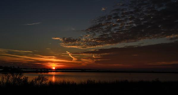 Sunset 1-25-2013