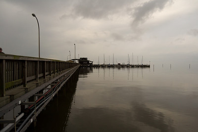 Fairhope Dreary Day