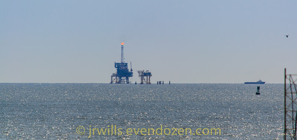 Gas Well from Fort Morgan