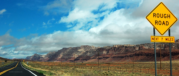 Rt 89 Cameron AZ to Vermilion Cliffs