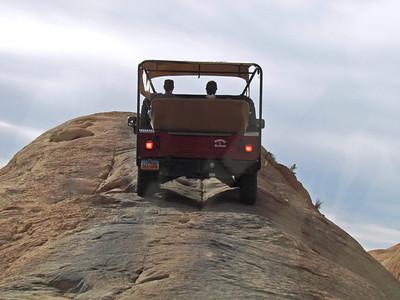 Moab Hummer