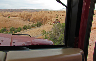 Hummer Ride - Moab Adventure Center
