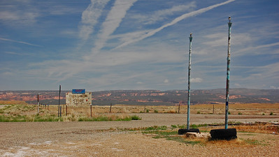 Cisco Landing on U.S. Highway 6, south of I-70 near the Colorado border.  For a little history Shift or Ctrl click this link: http://www.legendsofamerica.com/ut-cisco.html