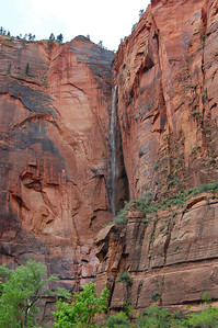 Second day, inside Zion