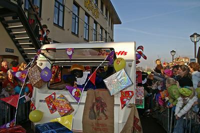 Sinterklaas intocht 2007