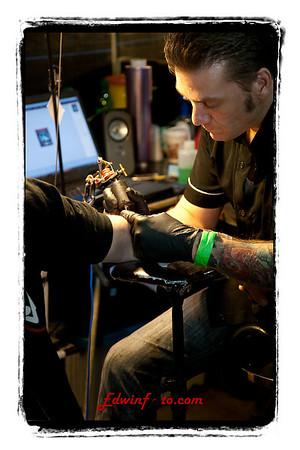Antwerp Tattoo Convention 2011