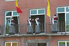 Rupelmonde - Voetwassing en Apostelbrokken op Witte Donderdag 17 April 2014