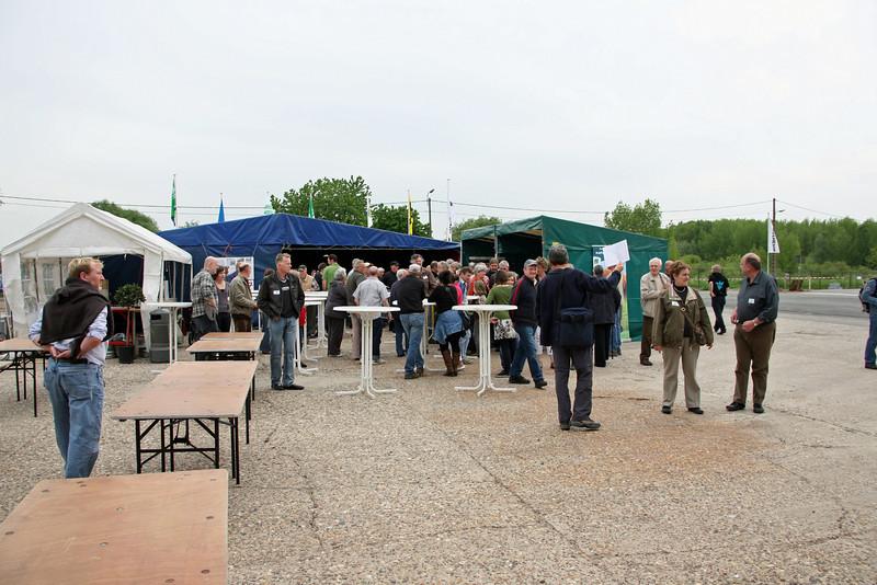 Steendorp - Officiële beheersoverdracht groen- en natuurpark Roomkouter (09/05/2009)