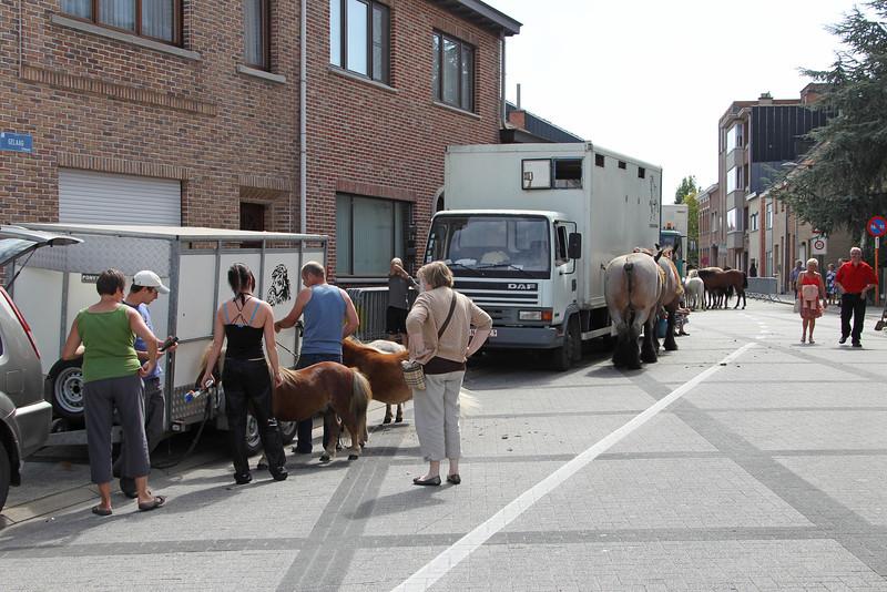 Jaarmarkt Steendorp - 20/08/2011