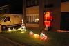 Kerst in Steendorp 2011 - Kerstverlichting in de Eikenlaan