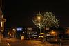 Kerst in Steendorp 2011 - Kerstverlichting op het dorpsplein in de Gelaagstraat