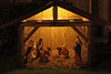 Kerst in Steendorp 2011 - Kerststal en -verlichting op het Vuurkouterplein