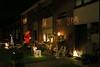 Kerst in Steendorp 2014 - Kerstverlichting in de Eikenlaan