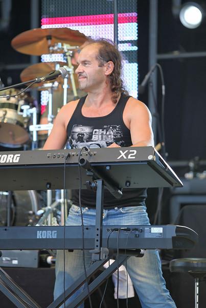 Temse in de Wolken 2010 - Joe Piller Band