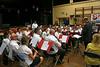 """Thema concert """"Memories of War"""" door Harmonie Arbeid en Kunst Steendorp onder leiding van Hector De Jonghe"""