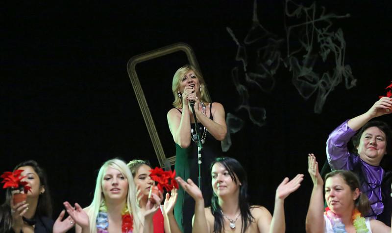 Playback Show - Bisnummer en afsluiter - Linda
