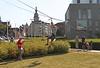 Verkeershappening 2012 - AC De Zaat, Temse<br /> Deathride vanop terras AC De Zaat