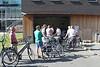 Verkeershappening 2012 - AC De Zaat, Temse<br /> Fiets laten graveren (m.m.v technische dienst gemeente Temse)
