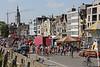 Viering 100 Jaar Internationale Vliegweek in Temse - Zondag 16 september 2012<br /> Zicht op de Wilfordkaai vanaf de Temsebrug