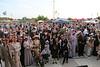 """Viering 100 Jaar Internationale Vliegweek in Temse - Zondag 16 september 2012<br /> Groepsfoto Verkleedwedstrijd """"Temse in 1912"""""""