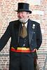"""Viering 100 Jaar Internationale Vliegweek in Temse - Zondag 16 september 2012<br /> Prijsuitreiking Verkleedwedstrijd """"Temse in 1912"""""""