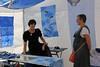 Viering 100 Jaar Internationale Vliegweek in Temse - Zondag 16 september 2012<br /> Academie en Vaktekenschool Temse - Atelierdemonstraties