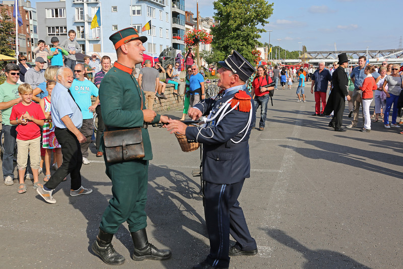 Viering 100 Jaar Internationale Vliegweek in Temse - Zondag 16 september 2012