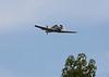 Viering 100 Jaar Internationale Vliegweek in Temse - Zondag 16 september 2012<br /> Overvlucht van 2 Harvards (pre WOII) - Stampe-Vertongen