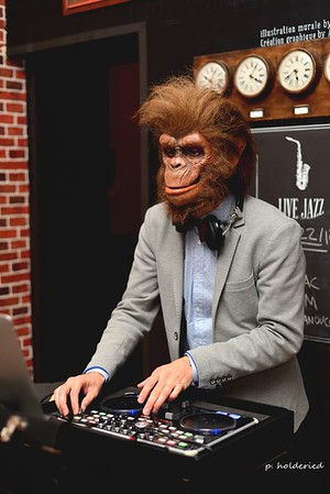 William : le DJ des monkey crashers