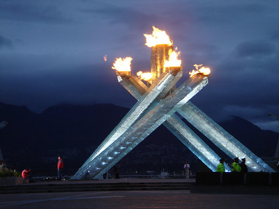 Vancouver 2010 Olympic game