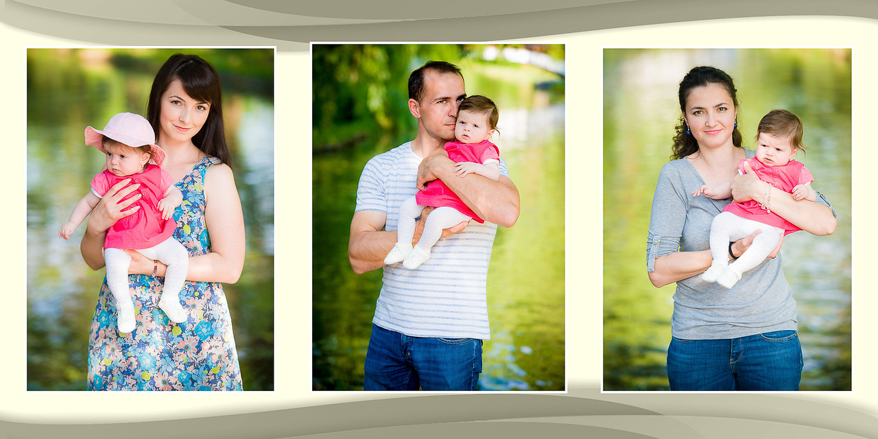 Album botez - photobook