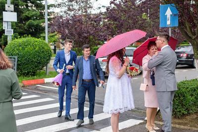 Casatorie civila Alexandra si Mihai