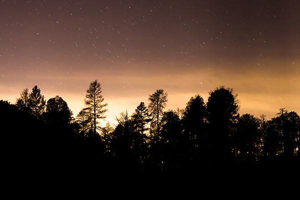Dry Lake City Glow