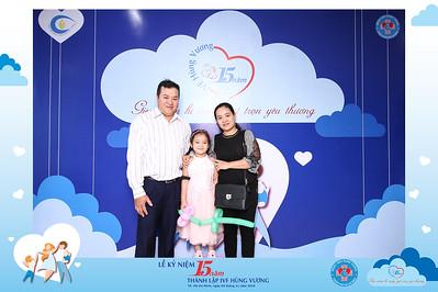 Dịch vụ in ảnh lấy liền & cho thuê photobooth tại sự kiện kỷ niệm thành lập khoa IVF của bệnh viện Hùng Vương | Instant Print Photobooth Vietnam at 15th IVF Hung Vuong Anniversary