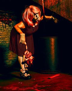 Annabelle Cosplay