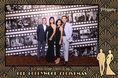 Dịch vụ in ảnh lấy liền & cho thuê photobooth tại Tiệc kỷ niệm 25 năm hiệp hội Amcham | Instant Print Photobooth Vietnam at 25th Annual Amcham Governors' Ball