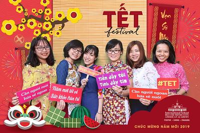 Dịch vụ in ảnh lấy liền & cho thuê photobooth tại sự kiện tiệc tất niên trường quốc tế AAVN   Instant Print Photobooth Vietnam at AAVN Tet Festival